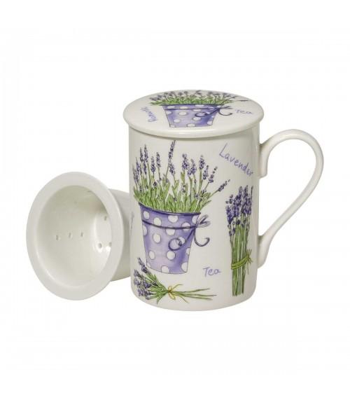 Lavendel theemok 0,25l