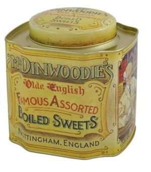 Nostalgisch theeblik Mr. Dinwoodies
