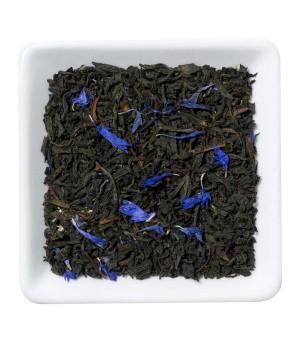 English Earl Grey Blue Flower